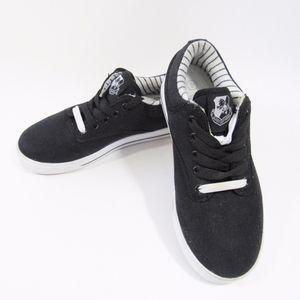 Vlados Luxury Kicks Spectro 3 Black Sneakers Sz 6